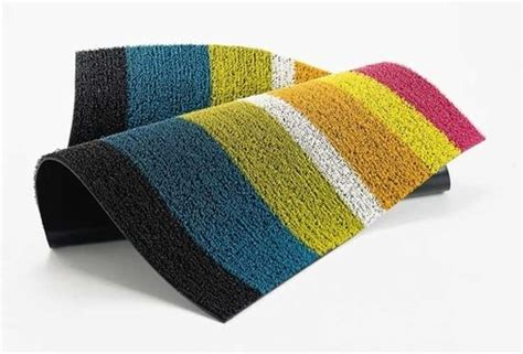 Modern Doormats Outdoor by Chilewich Shag Indoor Outdoor Mats Contemporary