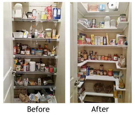 Shelving Pantry Ideas by Closetmaid Pantry Design
