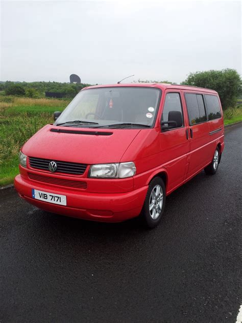 Volkswagen Caravelle Hd Picture by 1997 Volkswagen Caravelle I T4 Pictures Information