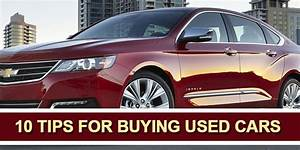 10 Tips For Buying Used Cars InPower Motors