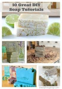 DIY Gifts Soap