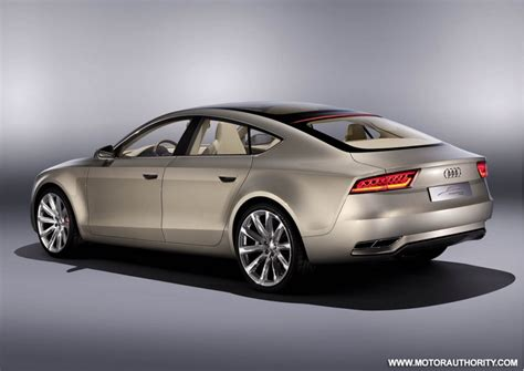 Audi Unveils Facebook Site For 2011 A7 Launch