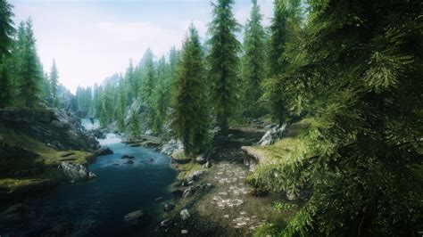 elder scrolls  skyrim game hd wallpaper