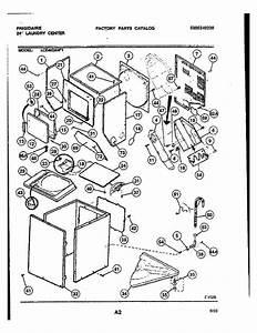 frigidaire stackable washer dryer parts diagram somurichcom With kenmore dryer parts diagram moreover frigidaire stackable washer dryer