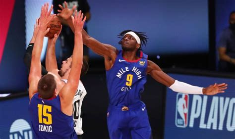 Utah Jazz vs. Denver Nuggets Game 1 FREE LIVE STREAM (8/17 ...