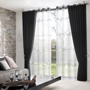 rideau chambre gardinen für das wohnzimmer wohnen und wohlfühlenwohnen