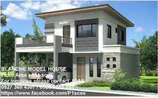 house new design model blanche model house moldex realty inc