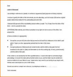 10 Day Demand Letter Template