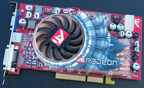 Ati's Radeon 9800 Xt Graphics Card  The Tech Report  Page 1