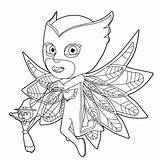 Puppet Coloring Pages sketch template