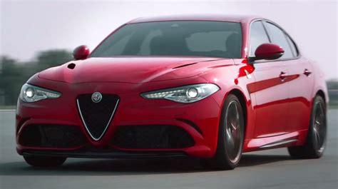 Vidéo Alfa Romeo Giulia Qv 2015