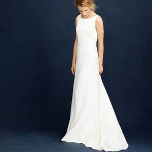5 jcrew gowns perfect for a winter wedding 29secrets With j crew wedding dresses