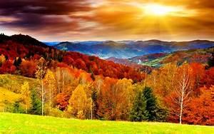 wallpapers: Autumn Scenery Desktop Wallpapers