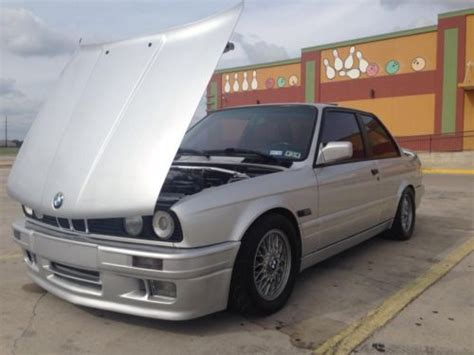 find used 1989 bmw e30 325i m tech 2 in united states