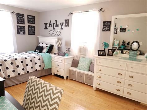 Teenagers Bedrooms by Grey And Teal Bedroom Ideas For Room