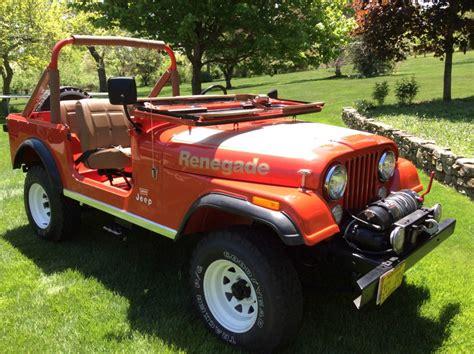 jeep cj renegade 1978 jeep cj 7 jeep renegade jeeps for sale pinterest