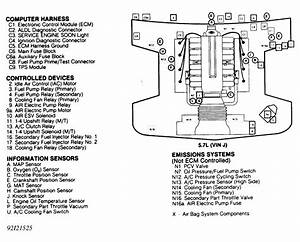 1979 Corvette Horn Relay Diagram