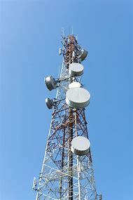 Microwave Antenna Tower