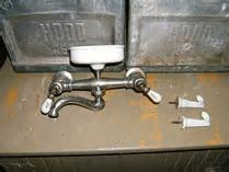 fix old faucets in vintage houses, Walter K. Parker's Old