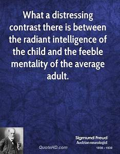 Sigmund Freud Intelligence Quotes | QuoteHD
