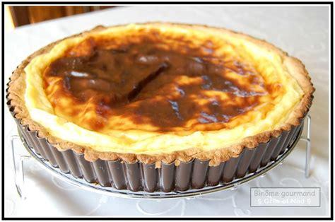 helene vincent cuisine tarte au flan binôme gourmand