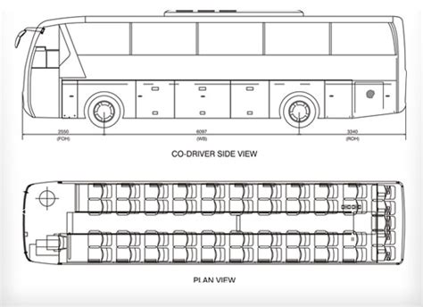 School Bu Dimension Diagram by Best Photos Of School Diagram School Seating