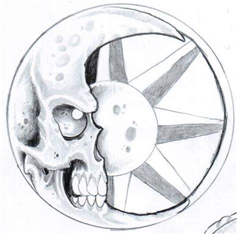 crescent moon  star tattoos tukang kritik