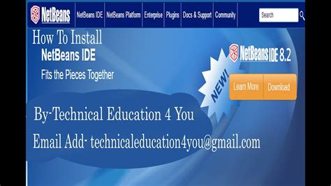 how to install java netbeans ide in windows 7 8 1 10 urdu