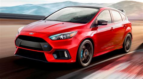New Limitededition 2018 Focus Rs Performance
