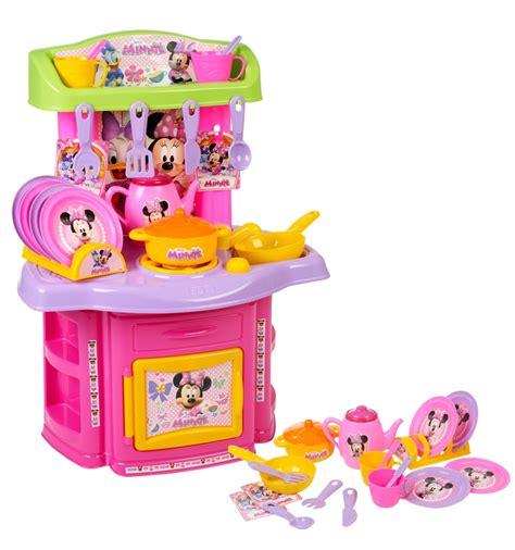 Disney Kitchen Play Set by Disney Minnie Mouse Chef Kitchen Set 01962