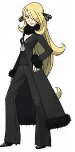 pokemon trainer cynthia cosplay