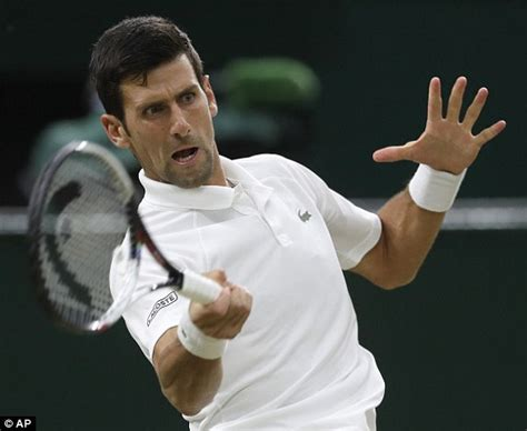 Match Thread: Nadal vs Djokovic (Semi-final, 2018 Wimbledon Championships) : tennis