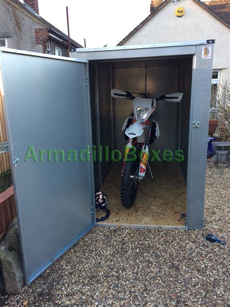 5ft 6? Tall Motorcycle storage shed large motorcycle
