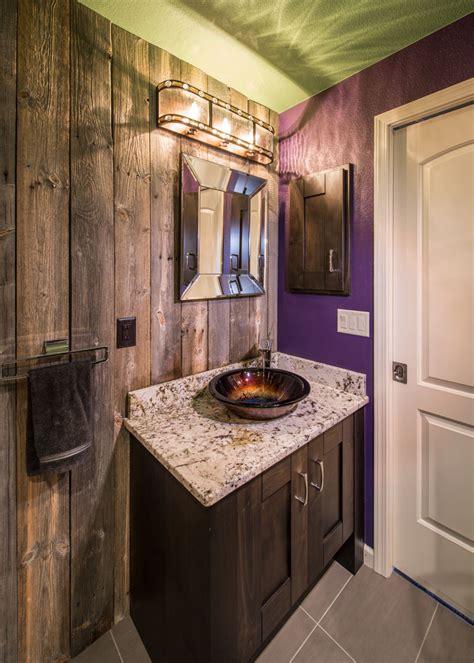 eclectic bathroom remodel  windsor colorado highcraft