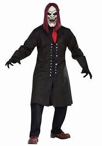 Men's Demon Vampire Costume - Halloween Costumes