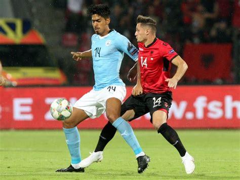 shqiperia debuton  fitore ne ligen  kombeve