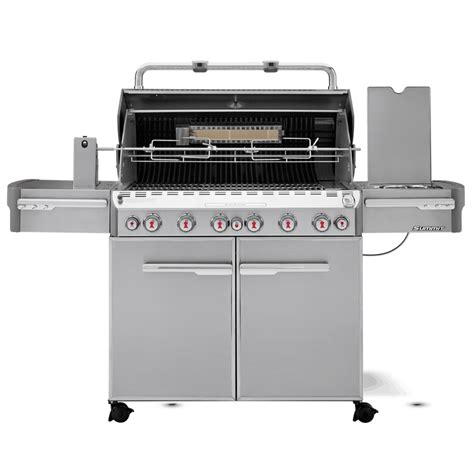 Summit S670 by Summit S 670 Gas Grill Propane