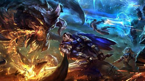 Lucian Animated Wallpaper - league of legends battle wallpaper wallpapers 46785