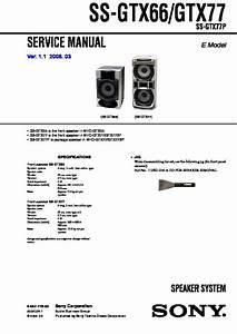 Sony Hcd Gtx888