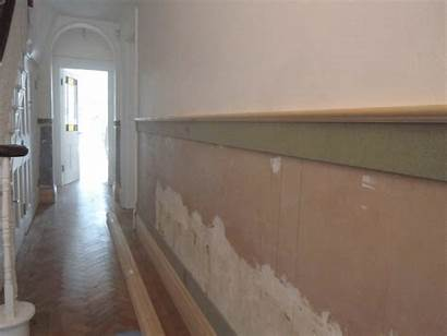 Victorian Brentwood Essex Makeover Wall Panelling Property