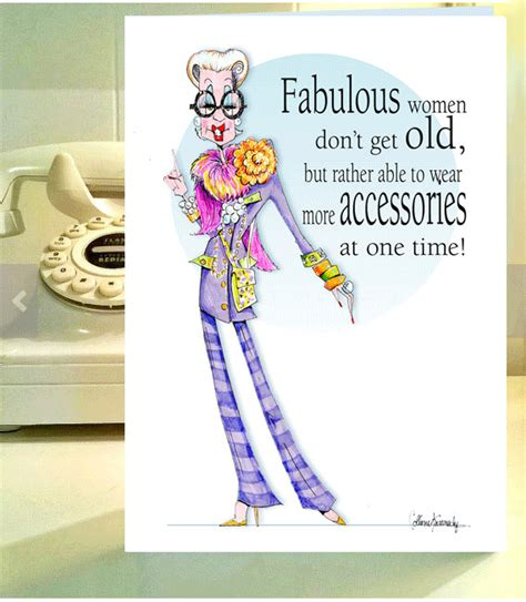 Funny Birthday Cards For Women