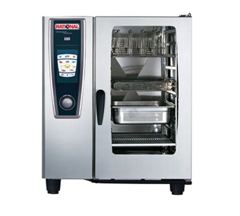 rational cuisine rational b118206 27d scc 101lp selfcooking center combi
