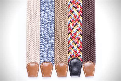 beltology woven belts hiconsumption