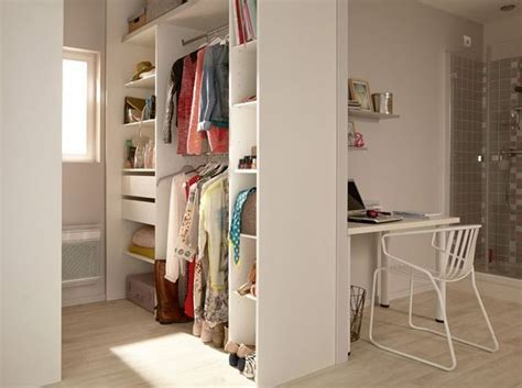 idees de dressings pour  petit appartement elle
