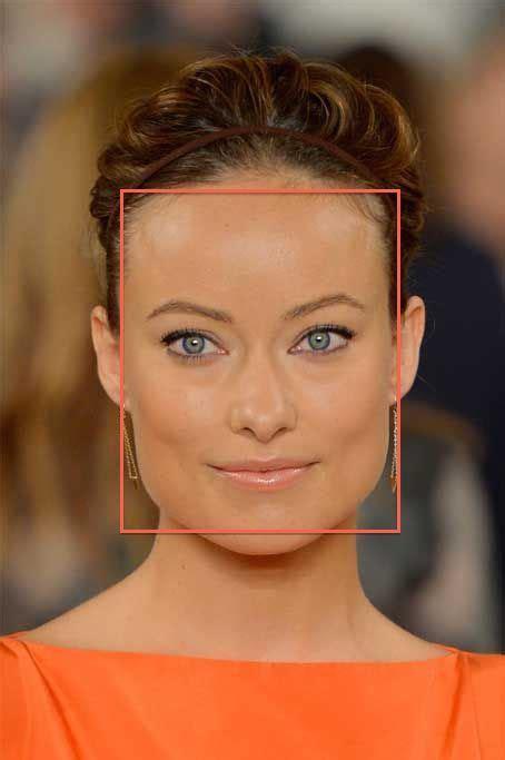 bangs   square face shape hair ideas