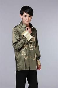 2020 Chinese Costume Dragon Tang Suit Men Tang Costume