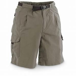 Guide Gear Men's Cargo River Shorts - 210833, Shorts at ...
