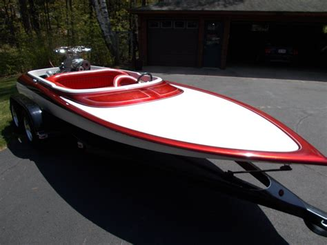 Vintage Sanger Boats For Sale by Bangshift 1978 Sanger