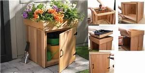 Salon Exterieur En Bois : salon jardin terrasse bois diverses id es ~ Premium-room.com Idées de Décoration