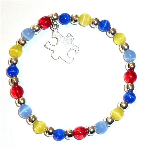 Autism Awareness Bracelet Stretch 6mm. Ironman Triathlon Watches. Glow In Dark Bracelet. Half Eternity Band White Gold. Nixon Watches. 2mm Necklace. Maple Leaf Pendant. Parade Rings. 18k Solid Gold Anklet